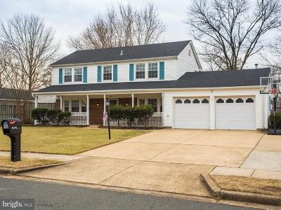 Greenbriar Single Family Home Active Under Contract: 13145 Penndale Lane