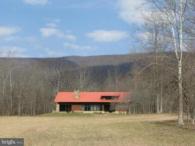 Rappahannock County Single Family Home For Sale: 396 Keyser Run Road