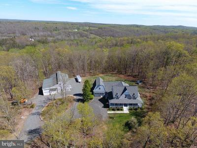 Rappahannock County Single Family Home For Sale: 794 Turkey Ridge Road