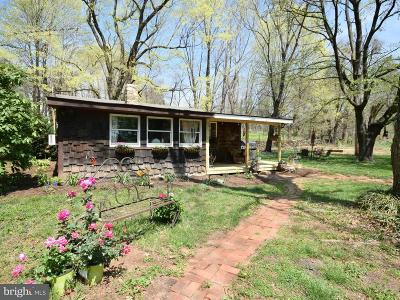 Rappahannock County Single Family Home For Sale: 1462 Zachary Taylor Highway