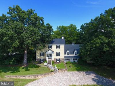 Rappahannock County Single Family Home For Sale: 4733 Sperryville Pike