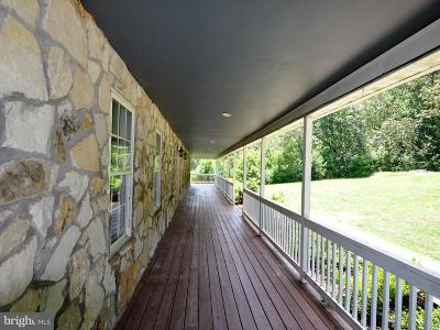 Rappahannock County Single Family Home For Sale: 102 Charlie's Farm Lane