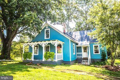 Rappahannock County Single Family Home For Sale: 920 Fodderstack Road