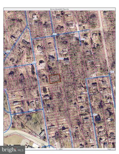 Anne Arundel County Residential Lots & Land For Sale: Boxwood Trail