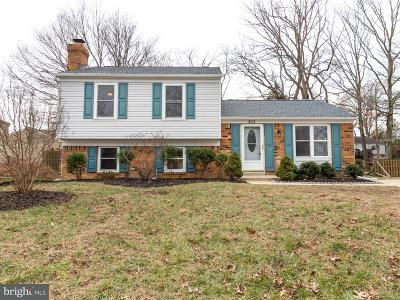 Waldorf Single Family Home For Sale: 4371 Rock Court