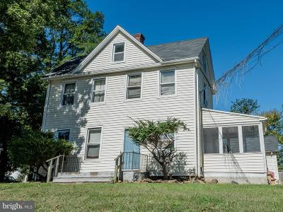 Pikesville Single Family Home For Sale: 4618 Old Court Road