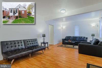 Single Family Home Under Contract: 2011 Englewood Avenue