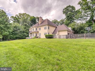 Owings Mills Single Family Home Under Contract: 11 Spring Forest Court