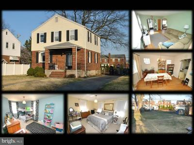Nottingham MD Single Family Home Active Under Contract: $149,900