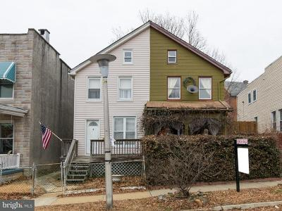 Hampden, Hampden Hon!! Duplex For Sale: 3442 Hickory Avenue