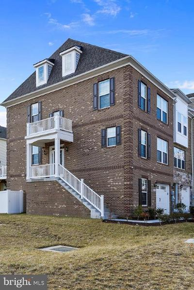 Upper Marlboro Townhouse For Sale: 4800 Forest Pines Drive