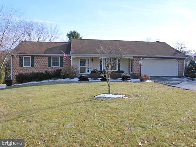 Lititz Single Family Home For Sale: 114 Pleasant View Drive