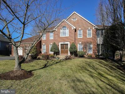 Centreville Single Family Home Active Under Contract: 15415 Snowhill Lane