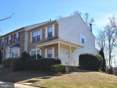Abingdon Townhouse For Sale: 413 Oakton Way
