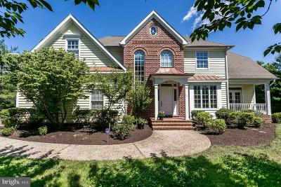 Lutherville Timonium Single Family Home For Sale: 8 Sunset Knoll Court