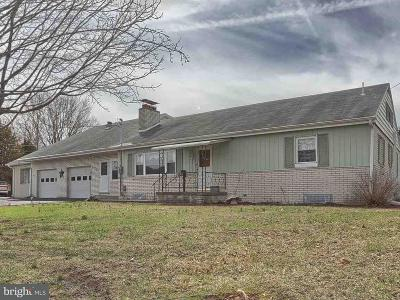Shermans Single Family Home For Sale: 4546 Valley Road