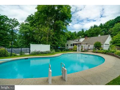 Newtown Single Family Home For Sale: 11 Old Covered Bridge Road