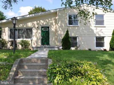 Randallstown Single Family Home For Sale: 5002 Old Court Road