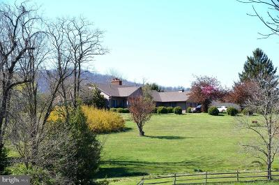 Mount Jackson Farm For Sale: 2043 Pleasant View Road