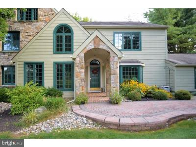 Bucks County Single Family Home For Sale: 122 Timber Ridge Road