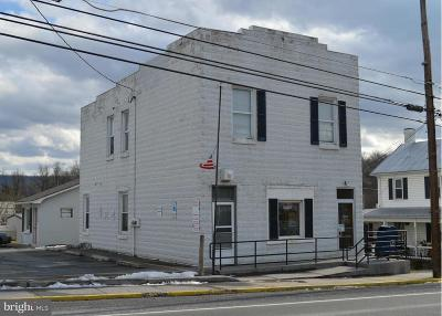 Toms Brook Commercial For Sale: 3374 Main Street