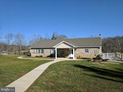 Shenandoah County Single Family Home For Sale: 7374 Middle Road