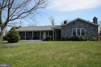 Maurertown Farm For Sale: 1101 Maurertown Mill Road