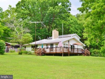 Single Family Home For Sale: 1913 Fort Valley Road