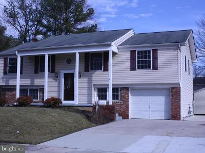 Joppa Single Family Home For Sale: 303 Sheffield Court