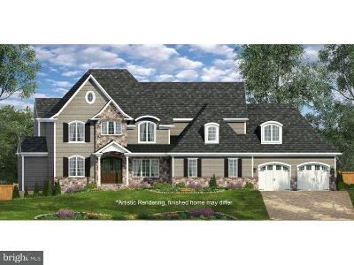 West Chester Single Family Home For Sale: 101 Rokeby Farm Lane #LOT 4