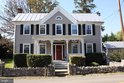 Toms Brook Single Family Home For Sale: 12335 Back Road