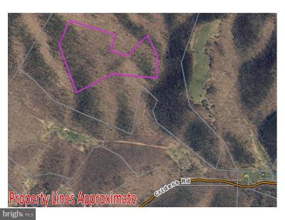 Rockingham County Residential Lots & Land For Sale: Criders Road