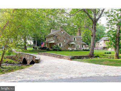 Chester Springs Multi Family Home For Sale: 1169 Lower Pine Creek Road