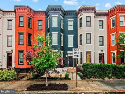 Logan Circle Townhouse For Sale: 1934 15th Street NW