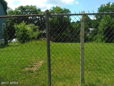 Residential Lots & Land For Sale: 3343 Martin Luther King Jr Avenue SE