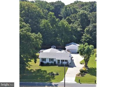 Dover Single Family Home For Sale: 2198 Dyke Branch Road
