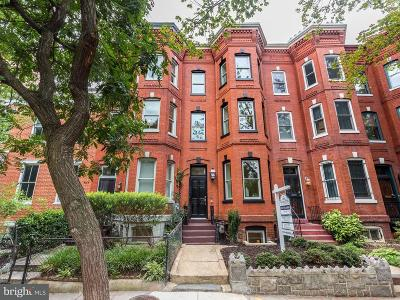 Logan Circle Townhouse For Sale: 1446 Q Street NW #1