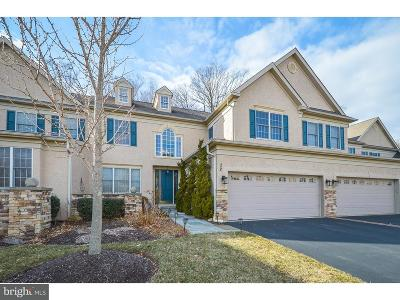 Bucks County Townhouse For Sale: 22 Morgan Hill Drive