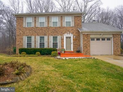 Fort Washington MD Single Family Home For Sale: $350,000