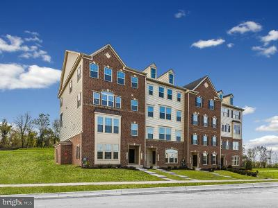 Frederick County Condo For Sale: 10024 Beerse Street