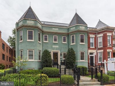 Capital Hill, Capitol Hill, Capitol Hill North, Capitol Hill Tower, Capitol Square At The Waterfront Single Family Home For Sale: 315 12th Street NE #102