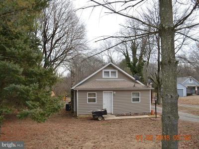 Fredericksburg City, Stafford County Single Family Home For Sale: 71 Ferry Road