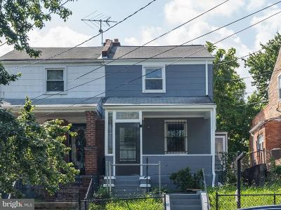 Duplex Under Contract: 808 Division Avenue NE