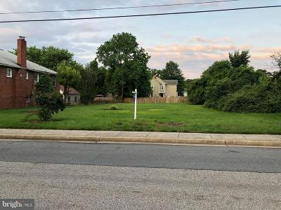 Capitol Heights Residential Lots & Land For Sale: 1007 58th Avenue