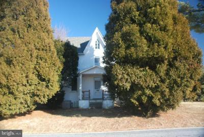 Elkton Single Family Home Under Contract: 4070 Blue Ball Road