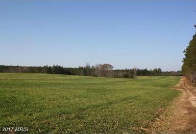 Essex County Residential Lots & Land For Sale: Clarkes Store Road