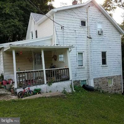 Frostburg Multi Family Home For Sale: 41 Depot Terrace