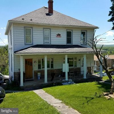 Frostburg Multi Family Home Under Contract: 210 Welsh Hill Road