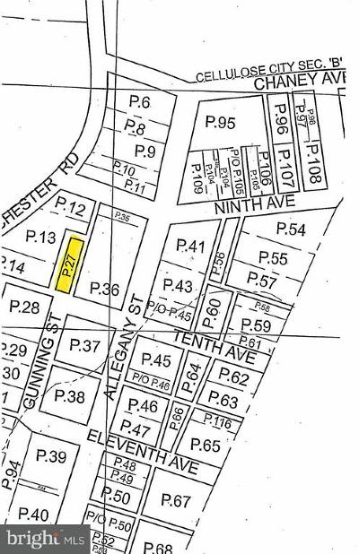 Residential Lots & Land For Sale: Tenth Avenue