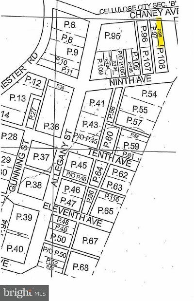 Residential Lots & Land For Sale: Eighth Avenue